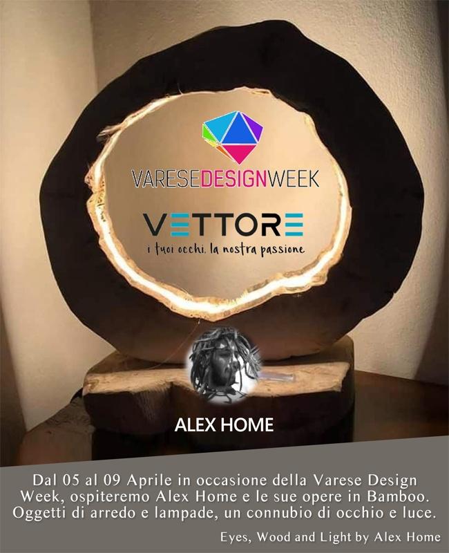 Vettore Ottica @ Varese Design Week 2019